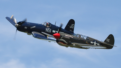 NL977WH - Curtiss P-40N Warhawk - Private