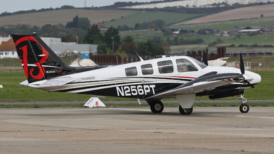 N256PT - Beechcraft G58 Baron - Private
