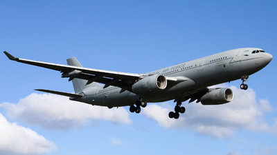 A picture of ZZ337 - Airbus KC2 Voyager (A330243MRTT) -  - © subing27