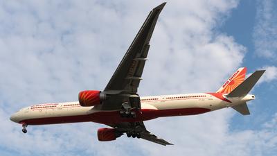 VT-ALO - Boeing 777-337ER - Air India