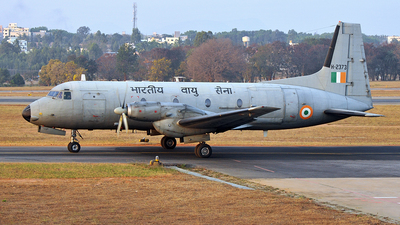 H-2373 - Hindustan Aeronautics HAL-748 - India - Air Force