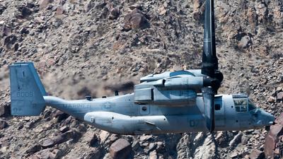 168008 - Boeing MV-22B Osprey - United States - US Marine Corps (USMC)