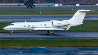T7-GIV - Gulfstream G450 - Private