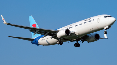A picture of B207W - Boeing 7378LW - Hebei Airlines - © Predic. LXY!