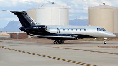 N878EE - Embraer EMB-550 Legacy 500 - Embraer