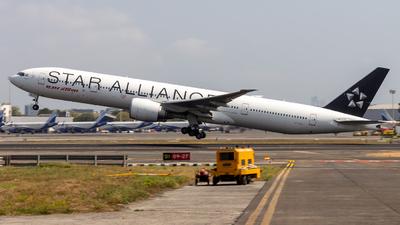 A picture of VTALJ - Boeing 777337(ER) - Air India - © Janam Parikh