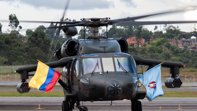 FAC4125 - Sikorsky AH-60L Arpía - Colombia - Air Force