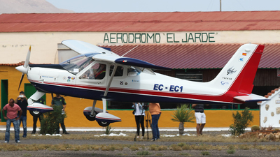 EC-EC1 - Tecnam P92 Echo Super - Private