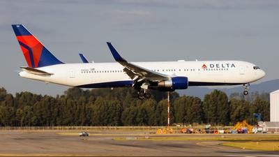 N190DN - Boeing 767-332(ER) - Delta Air Lines