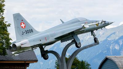 J-3008 - Northrop F-5E Tiger II - Switzerland - Air Force