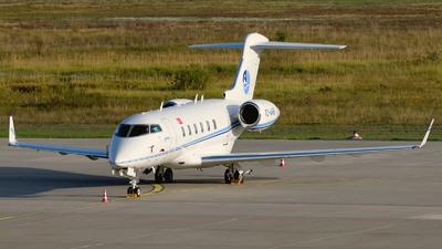 TC-ARB - Bombardier BD-100-1A10 Challenger 300 - Arkasair
