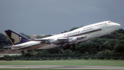 9V-SKD - Boeing 747-312 - Singapore Airlines
