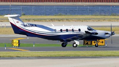 N629KA - Pilatus PC-12/47E - Private