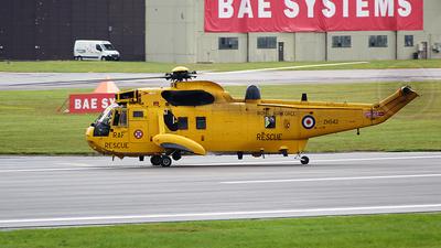 ZH542 - Westland Sea King HAR.3A - United Kingdom - Royal Air Force (RAF)
