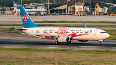A picture of B1979 - Boeing 73786N - China Southern Airlines - © FJL767400