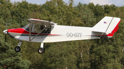 OO-G77 - Rans S-6ES Coyote II - Private