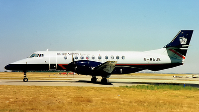 G-MAJE - British Aerospace Jetstream 41 - British Airways Express (British Regional Airlines)