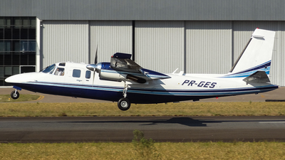 PR-GES - Aero Commander 690 - Private