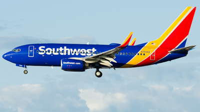 N7836A - Boeing 737-7L9 - Southwest Airlines