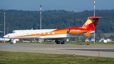 VT-BRS - Gulfstream G550 - Private
