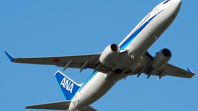 JA76AN - Boeing 737-881 - All Nippon Airways (ANA)