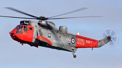 XZ578 - Westland Sea King HAS.5 - United Kingdom - Royal Navy