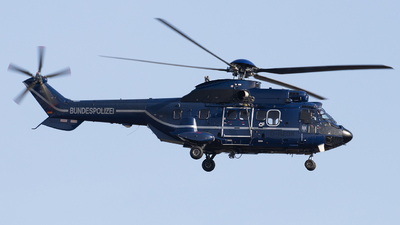 D-HEGK - Eurocopter AS 332L Super Puma - Germany - Bundespolizei
