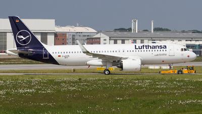 D-AVVB - Airbus A320-271N - Lufthansa