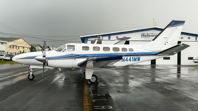 N441MW - Cessna 441 Conquest II - Private