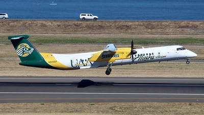 N443QX - Bombardier Dash 8-Q402 - Alaska Airlines (Horizon Air)