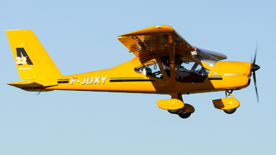 F-JDXY - Aeroprakt A-32L - Private