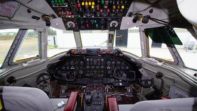 CF-THG - Vickers Viscount 757 - Trans Canada Airlines (TCA)
