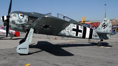 NX190RF - Focke-Wulf Fw190A-9 - Private
