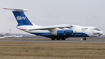 4K-AZ100 - Ilyushin IL-76TD-90VD - Silk Way Airlines