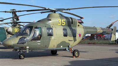 35 - Kazan Ansat - Russia - Air Force