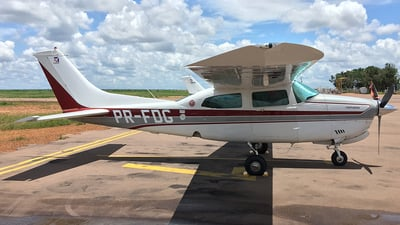 PR-FDG - Cessna T210R Turbo Centurion II - Private