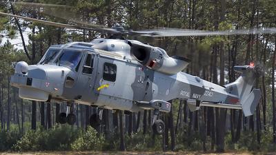 ZZ413 - Agusta-Westland AW-159 Wildcat HMA.2 - United Kingdom - Royal Navy