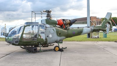 ZB684 - Westland Gazelle AH.1 - United Kingdom - Army Air Corps