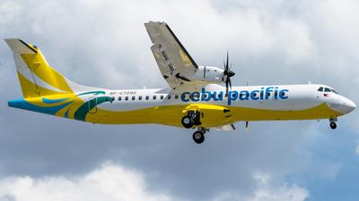 RP-C7292 - ATR 72-212A(600) - Cebu Pacific Air