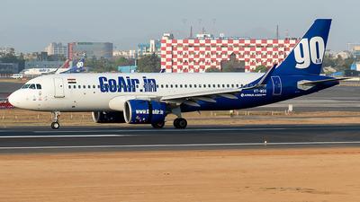 VT-WGG - Airbus A320-271N - Go Air
