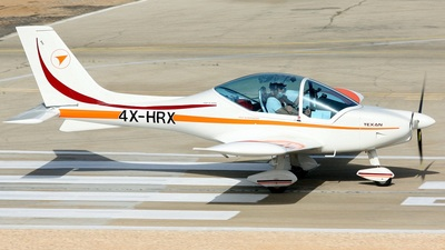 4X-HRX - Fly Synthesis Texan TC - Private