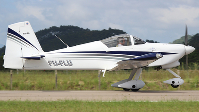 PU-FLU - Vans RV-9A - Private