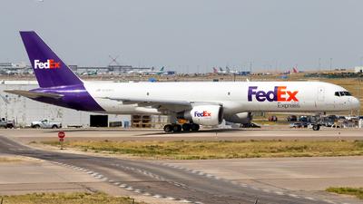 N788FD - Boeing 757-222(SF) - FedEx