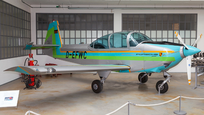 D-EFWC - MBB 223M-4 Flamingo - Private