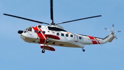 EC-FTB - Sikorsky S-61N - Inaer