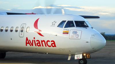 HK-5109 - ATR 72-212A(600) - Avianca