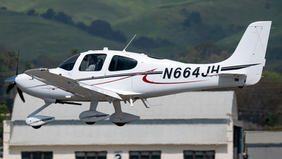A picture of N664JH - Cirrus SR20 - [2274] - © Ricky Teteris
