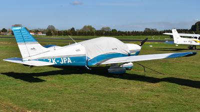 ZK-JPA - Piper PA-28-181 Archer III - Aero Club - Auckland