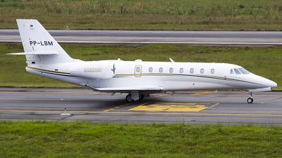 PP-LBM - Cessna 680 Citation Sovereign Plus - Private
