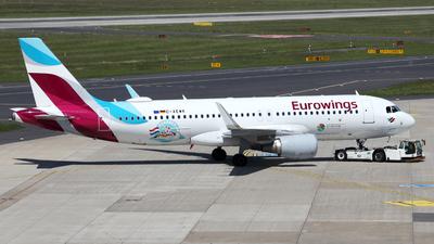 D-AEWK - Airbus A320-214 - Eurowings